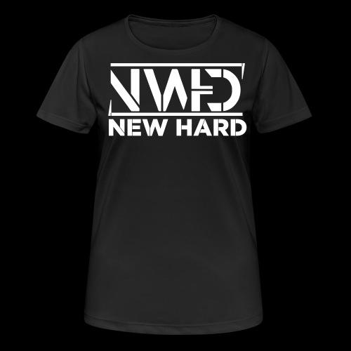 NWHD. LOGO - vrouwen T-shirt ademend