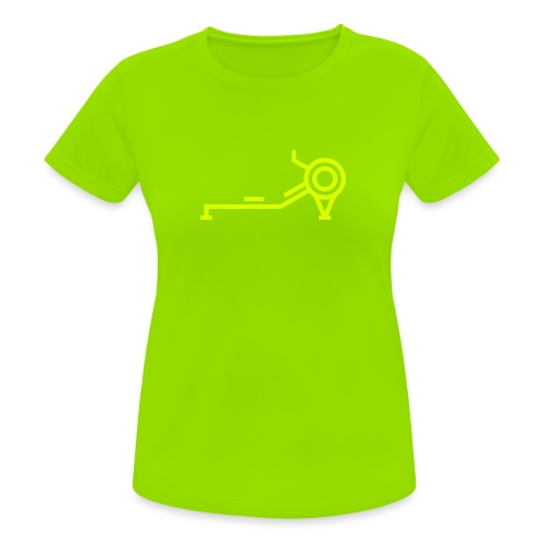 indoor rowing - Women's Breathable T-Shirt