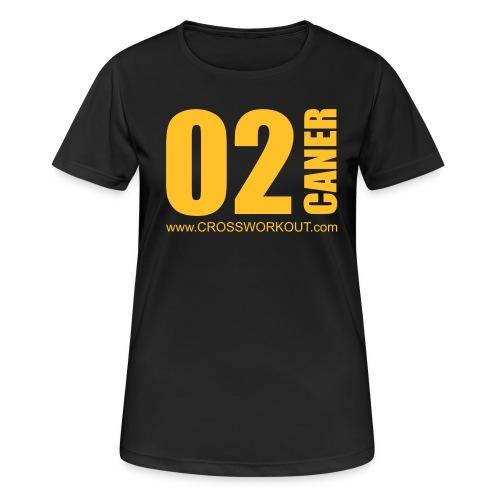 X-MAS 2016 - Frauen T-Shirt atmungsaktiv