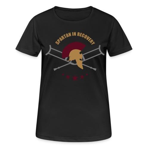 bo shirt2 - Frauen T-Shirt atmungsaktiv