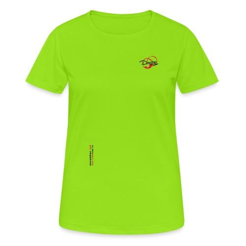 logoallein6 - Frauen T-Shirt atmungsaktiv