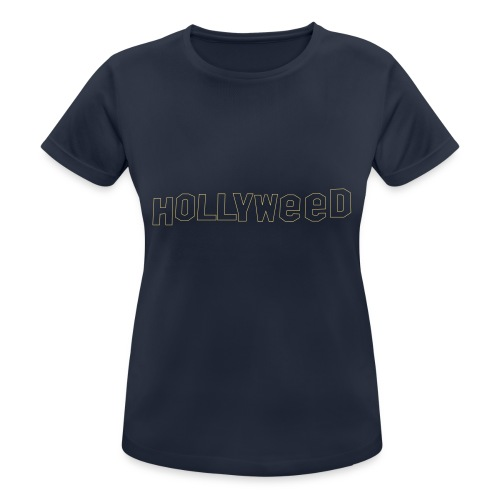 Hollyweed shirt - T-shirt respirant Femme