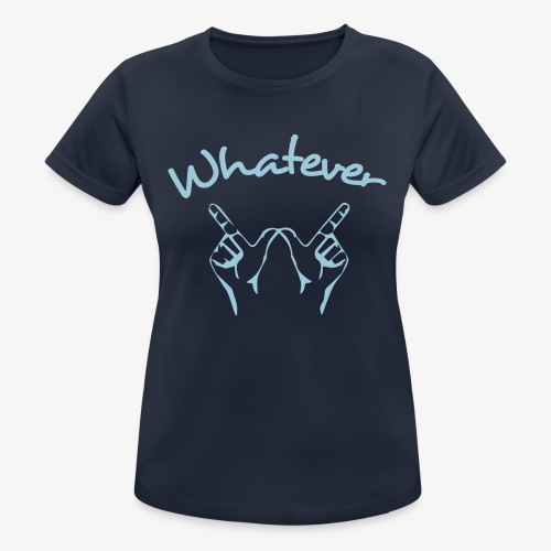 Whatever - T-shirt respirant Femme