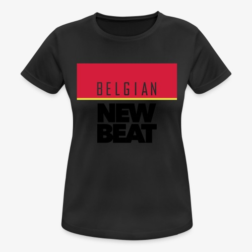 BNB SQ - Vrouwen T-shirt ademend actief