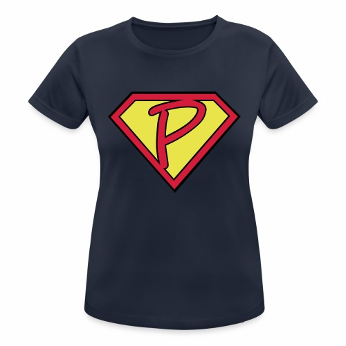 superp 2 - Frauen T-Shirt atmungsaktiv