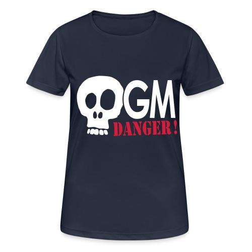 OGM danger ! - T-shirt respirant Femme