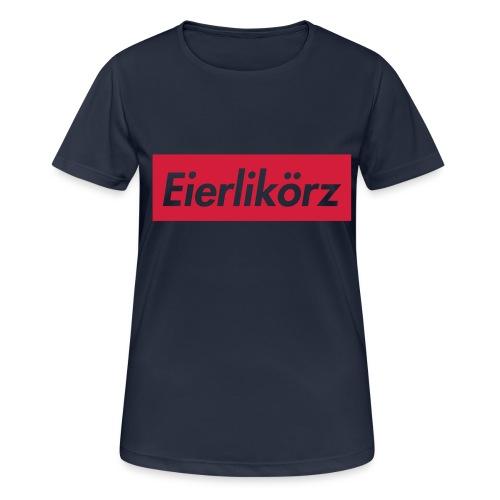 Eierlikörz SSFW 2017 Shirt - Frauen T-Shirt atmungsaktiv
