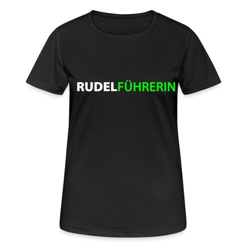 Vorschau: Rudelführerin - Frauen T-Shirt atmungsaktiv