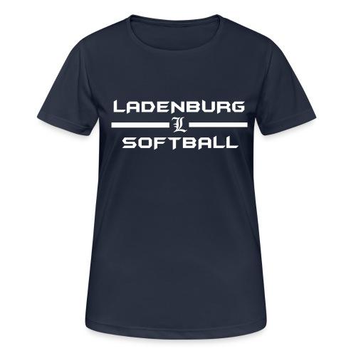 warm up shirts weiss - Frauen T-Shirt atmungsaktiv
