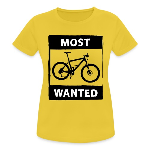 MTB - most wanted 2C - Frauen T-Shirt atmungsaktiv