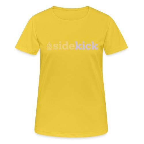 The original sidekick - Women's Breathable T-Shirt
