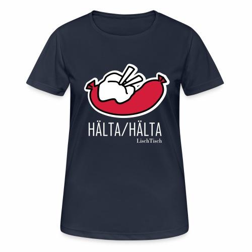 Hälta Hälta - Andningsaktiv T-shirt dam