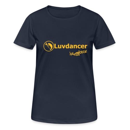 luvdancer - Frauen T-Shirt atmungsaktiv