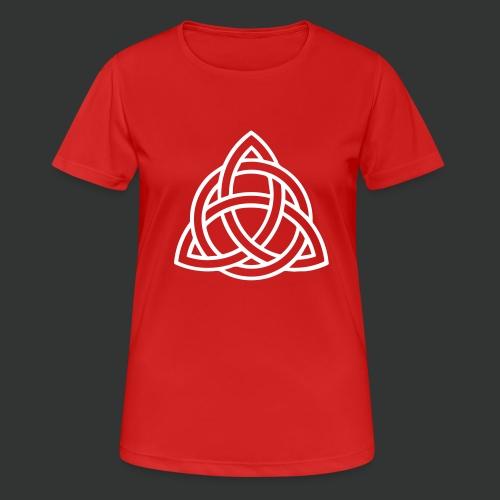 Celtic Knot — Celtic Circle - Women's Breathable T-Shirt