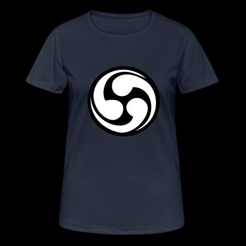 mitzu_tomoe_02 - Frauen T-Shirt atmungsaktiv