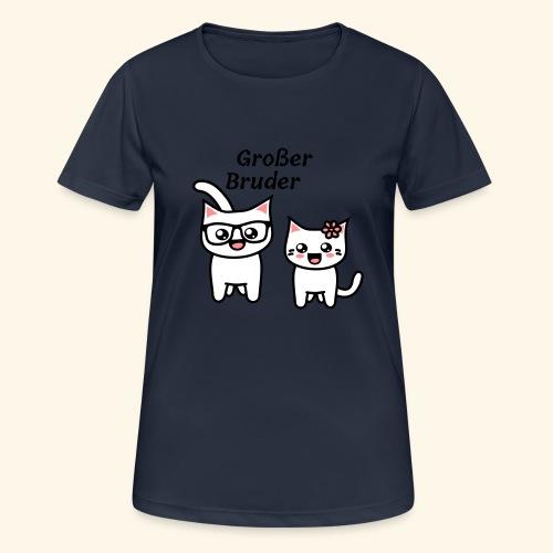 Großer Bruder - Frauen T-Shirt atmungsaktiv