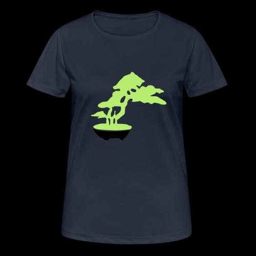 bonsai_baum_2 - Frauen T-Shirt atmungsaktiv