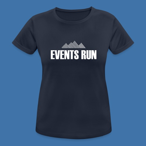 Events Run - T-shirt respirant Femme