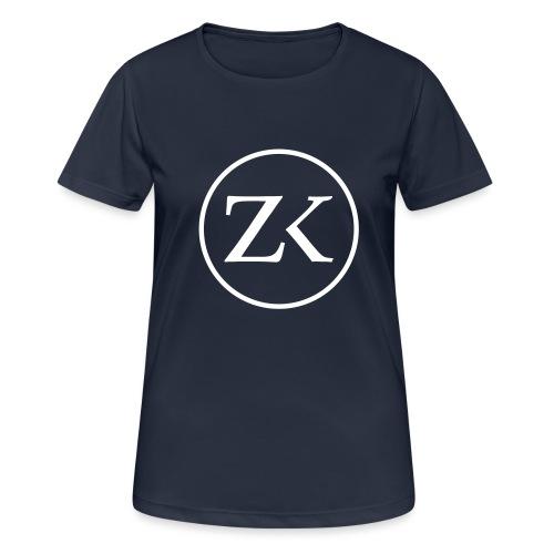 Zahnseidenkampagne Logo 1 - Frauen T-Shirt atmungsaktiv