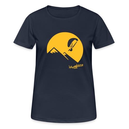 nachtflug - Frauen T-Shirt atmungsaktiv