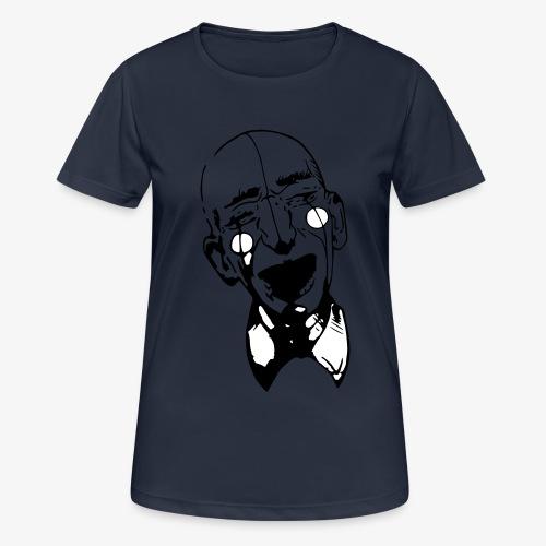 Clown - T-shirt respirant Femme