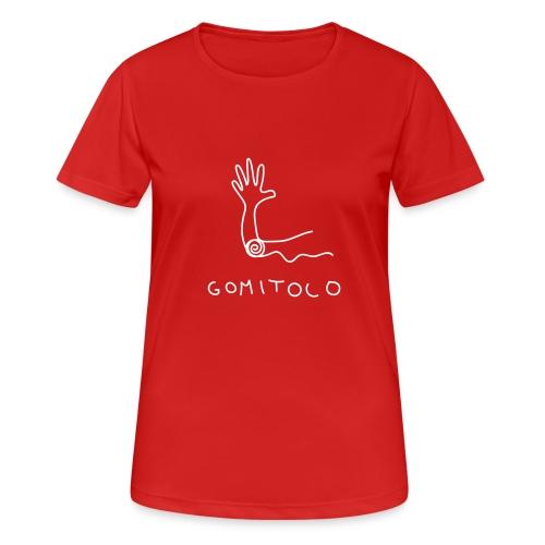 Gomito - Maglietta da donna traspirante