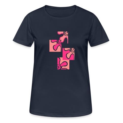 decoflo - Maglietta da donna traspirante