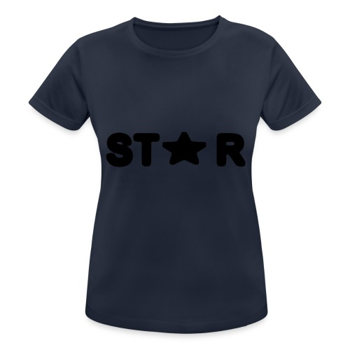 i see a star - Women's Breathable T-Shirt