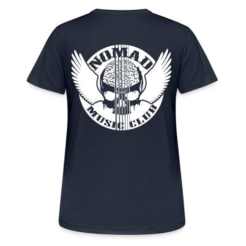front print - Women's Breathable T-Shirt
