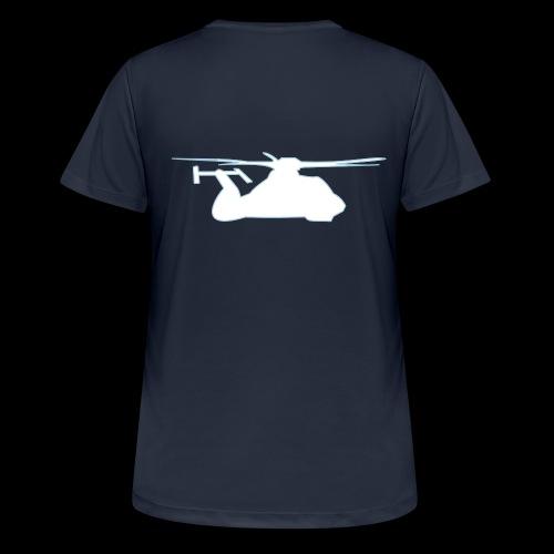 Comanche 2 - Frauen T-Shirt atmungsaktiv