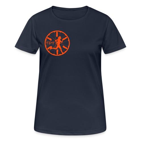 TDT - Dame T-shirt svedtransporterende