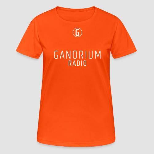 GANORIUM Orange - Women's Breathable T-Shirt
