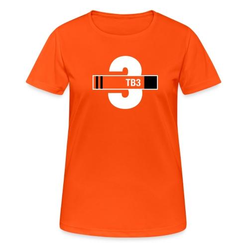 Thunderbird 3 design - Women's Breathable T-Shirt