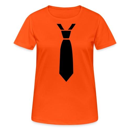 Stropdas - Vrouwen T-shirt ademend actief