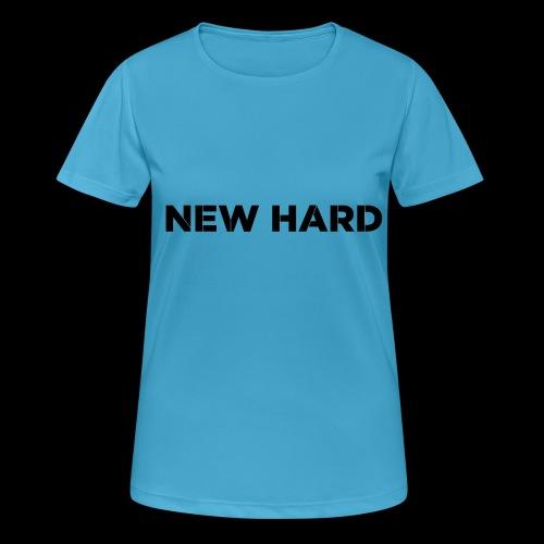 NAAM MERK - Vrouwen T-shirt ademend actief