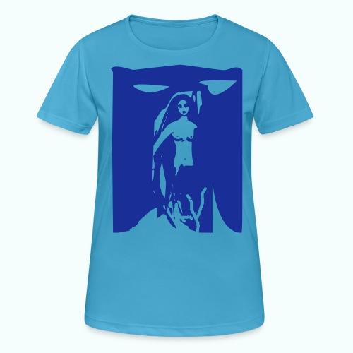 meerjungfrau - Frauen T-Shirt atmungsaktiv