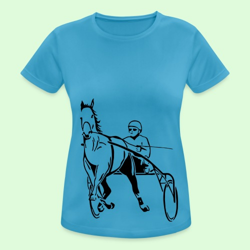 Le Trotteur - T-shirt respirant Femme