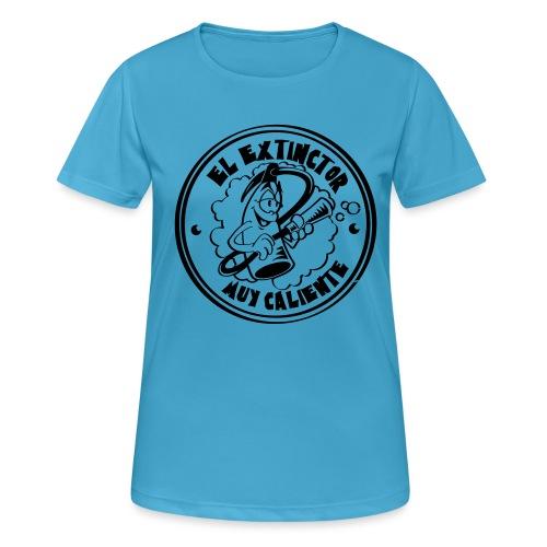 extinctor_1 - T-shirt respirant Femme