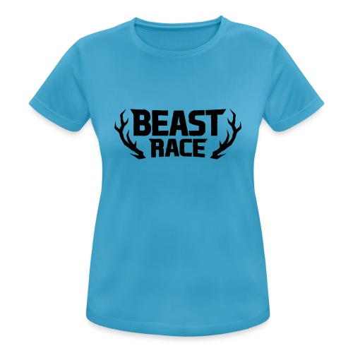 BEAST RACE - Women's Breathable T-Shirt