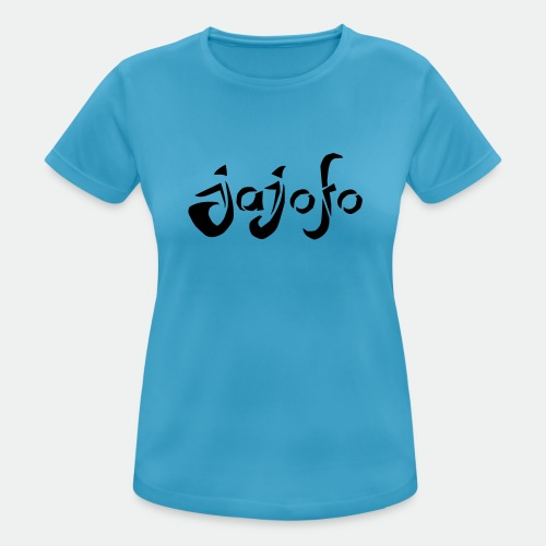 JaJoFo Logo - Women's Breathable T-Shirt