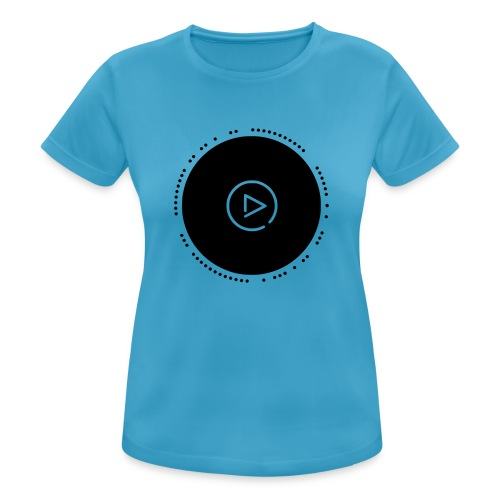 Play - Frauen T-Shirt atmungsaktiv