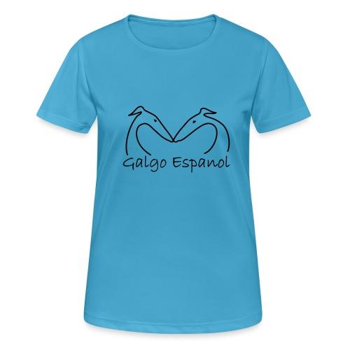 Galgopaar - Frauen T-Shirt atmungsaktiv