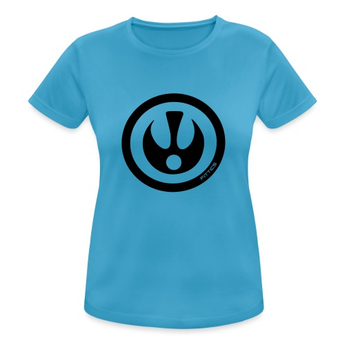 FITTICS SHIELD Red - Women's Breathable T-Shirt