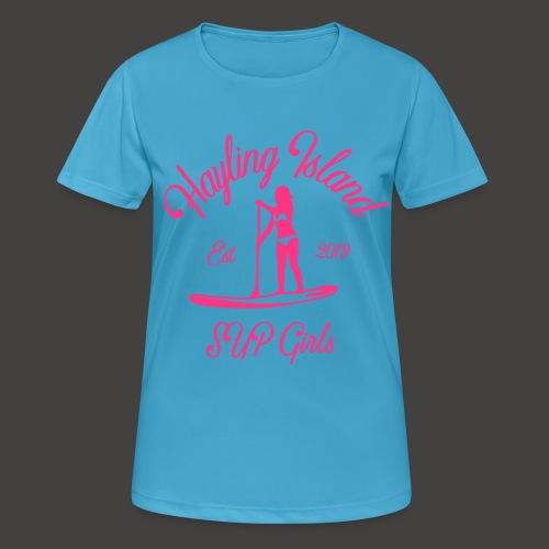 hisg-logo-emily - Women's Breathable T-Shirt