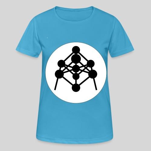 Atomium - T-shirt respirant Femme