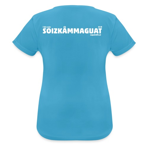 supatrüfö soizkaummaguad - Frauen T-Shirt atmungsaktiv
