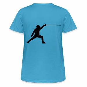 Fencer - Frauen T-Shirt atmungsaktiv