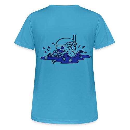 poulpy - T-shirt respirant Femme