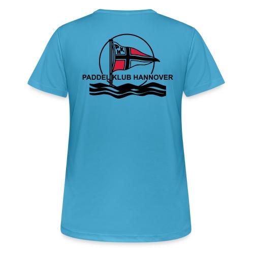 PKH Logo - Frauen T-Shirt atmungsaktiv