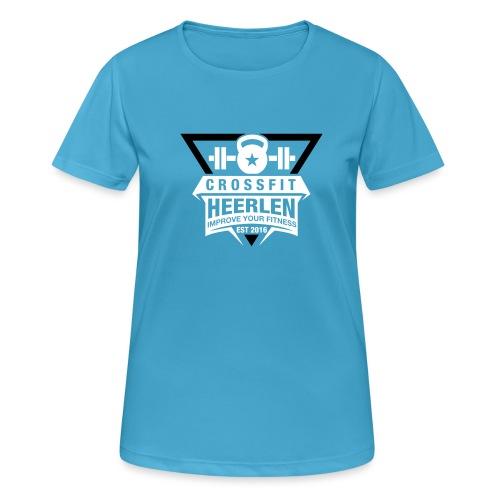 heerlen logo - vrouwen T-shirt ademend